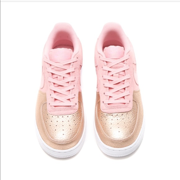 Nike Air Force One Sheen/Prism Pink NWT